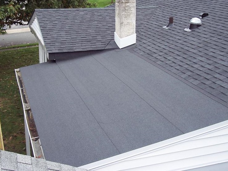 Rolled Roofing Welte Roofing