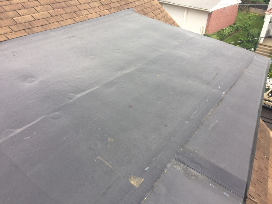 Flat Roofs Welte Roofing