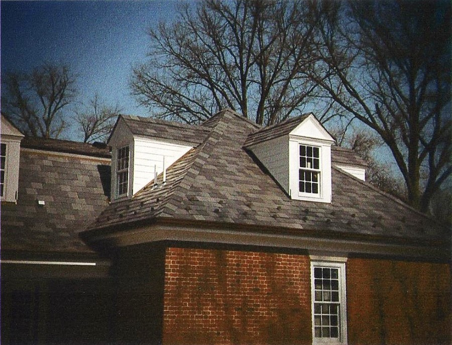 Donahue Slate Roof Welte Roofing