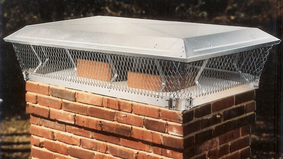 Chimney Caps Welte Roofing