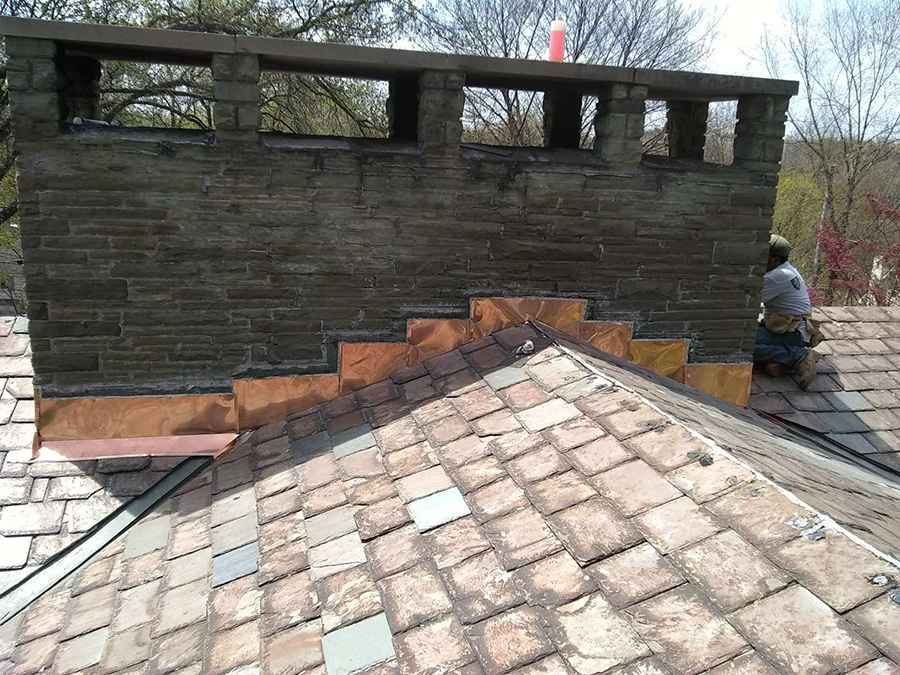 Flashings Welte Roofing