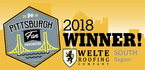 Welte Roofing Company Pittsburgh Home